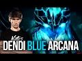 Dendi EPIC BLUE Arcana Mod Sha