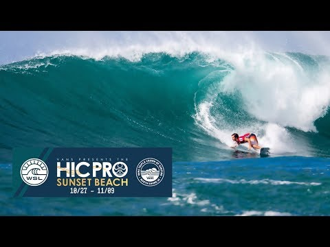 86dab2f0dc HIC Pro Finals Day. World Surf League