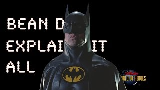 Bean Dip Explains It All 1989 Batman