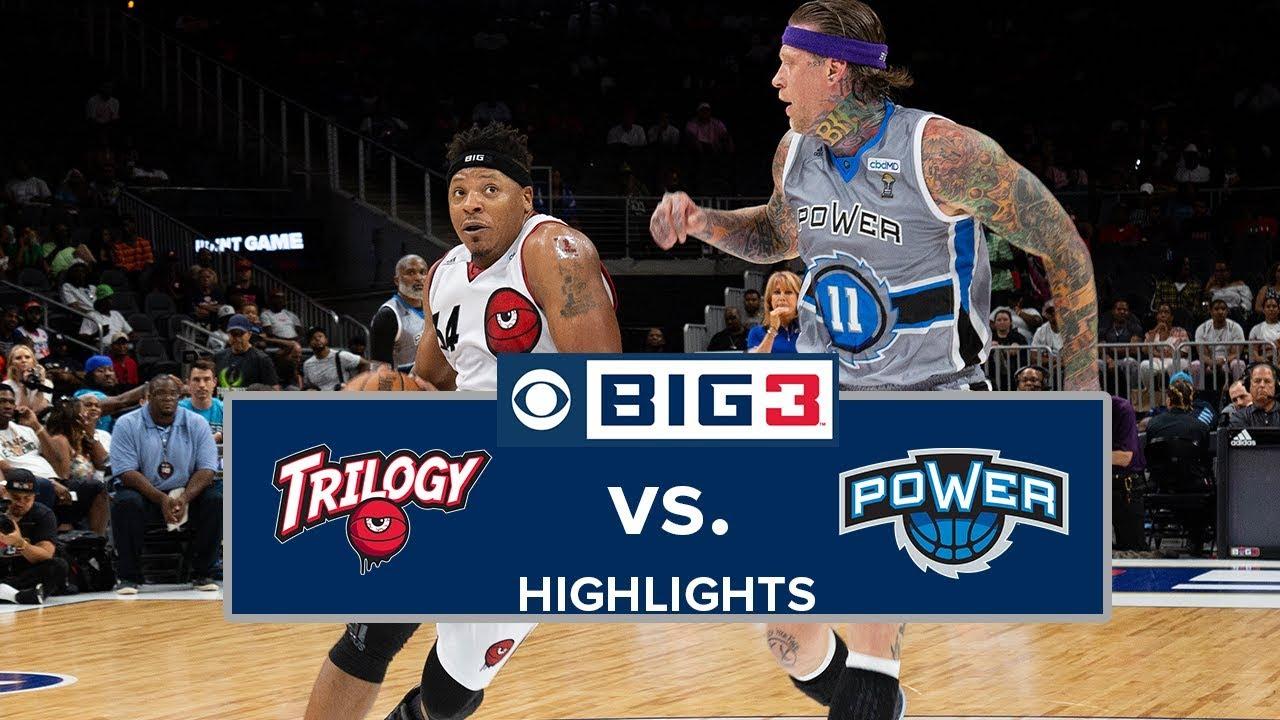 Season 3 Week 3 | Trilogy vs. Power | Highlights