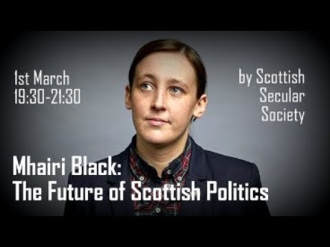 Why Westminster is not a democracy by Mhairi Black