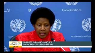 Orangeurhood Campaign kicks off UN-led effort to end violence against women