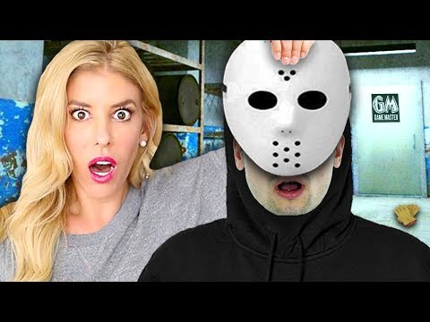 i Trapped GAME MASTER Spy and TOOK OFF his MASK! (Face Reveal using Ninja Gadgets and Clues)