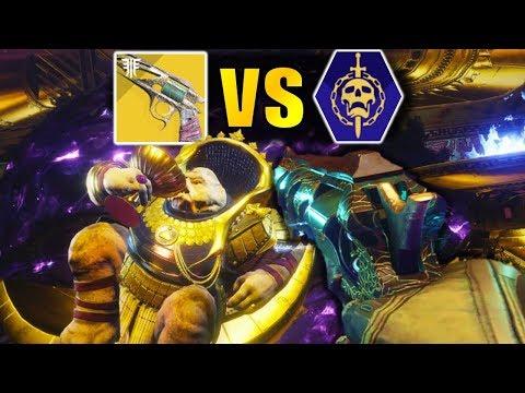 Destiny 2: MALFEASANCE vs Leviathan Raid!