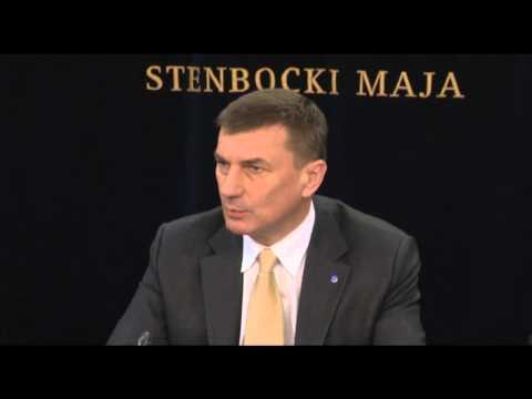 Peaminister Ansip Ukraina visiidist