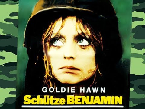 "Schütze Benjamin (USA 1980 ""Private Benjamin"") Teaser Trailer Deutsch / German VHS"