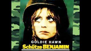 "Schütze Benjamin (USA 1980 ""Private Benjamin"") Teaser Trailer Deutsch / German VHS"
