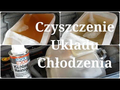 Płukanie Układu Chłodzenia Chłodnicy Nagrzewnicy - Płukanka Chłodnicy Liqui Moly Radiator Cleaner