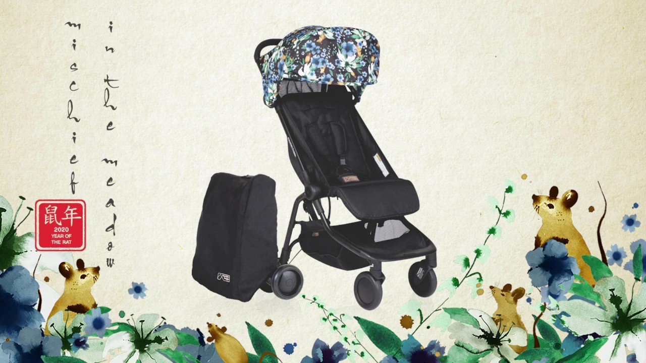 Baby Travel Systems Northern Ireland Nano Travel Stroller For Babies And Toddlers Mountain Buggy