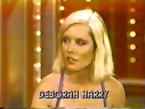 Debbie Harry on