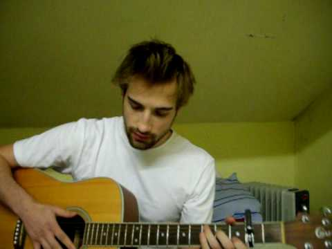 How to Play Never Think - Rob Pattinson.AVI