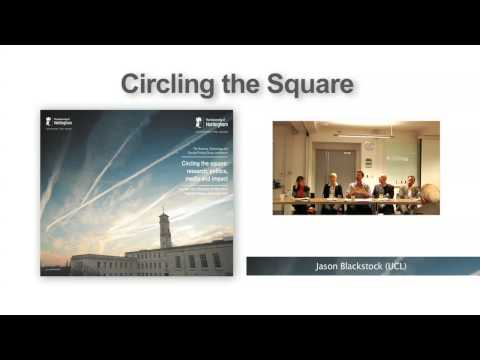 Circling the Square 10 - panel on 'new directions, how can we circle the square?'