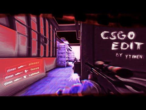 CS:GO EDIT - FLICKSHOTS ! ( КС:ГО ЭДИТ )  #1