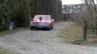 1965 Chevelle Malibu SS Pro Street NZ