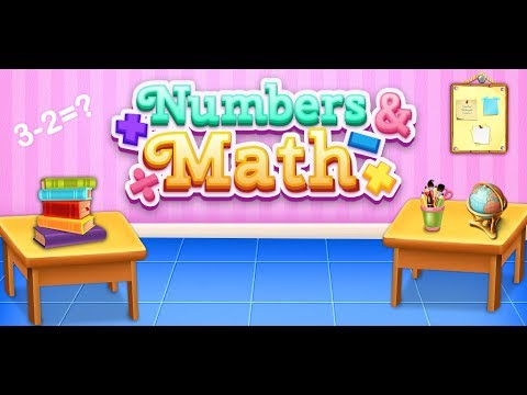 Preschool Math Number Games | Addition | Subtraction | Math Learning