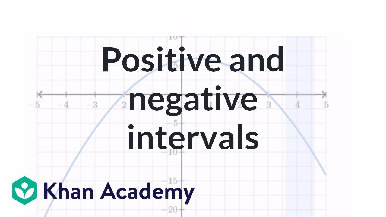 positiv og negativ