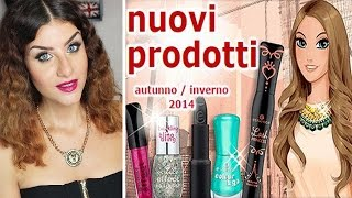 Essence Maquillalia HAUL Novità Autunno 2014 + Swatches! | None Fashion and Beauty Thumbnail