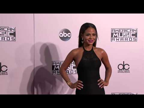 Christina Milian Red Carpet Fashion - AMA 2014 thumbnail