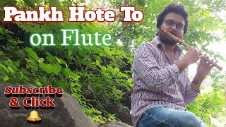 Pankh Hote To Ud Aati Re Flute Instrumental by Radhe Resimi