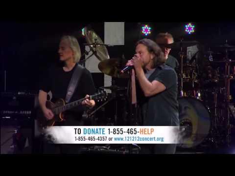 Comfortably Numb: Geldof, Gilmour, Waters, Vedder (Mashup)