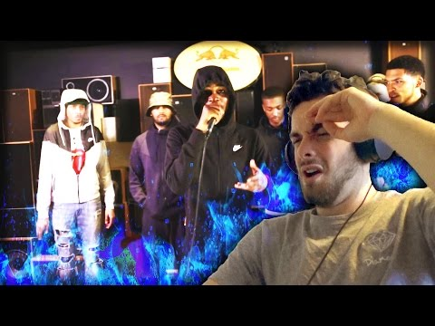 London v Midlands  Mind The Gap Cypher  Reaction THE MOST UNDERRATED CYPHER!
