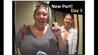 Late for our Excursion! Day 3 Begins on our Royal Princess Cruise Vacation [VLOG ep12]