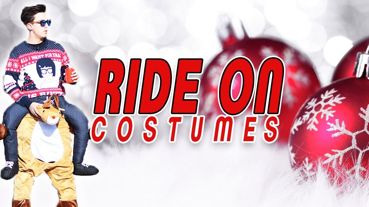 Image result for Piggyback Ride On Costume