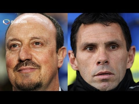 Gus Poyet wants the Chelsea job