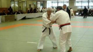 Judo All japan high grades shiai 8th dans Kodokan Tokyo April 28th
