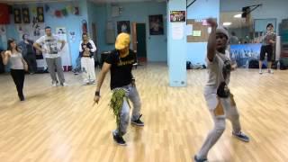 DANTE te JIGGY des HEYCREW chez TEMPS DANSE DANCEHALL LILLE by FRED