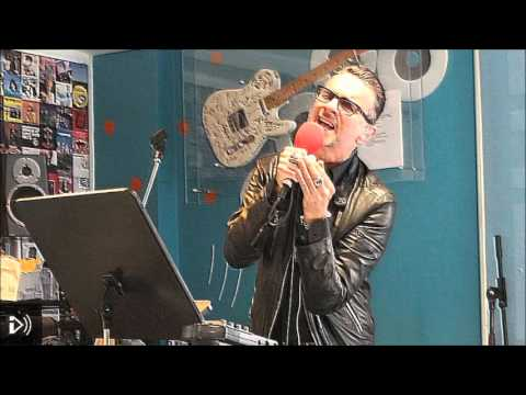 Dave Gahan performs live @ BBC Radio 6 Music