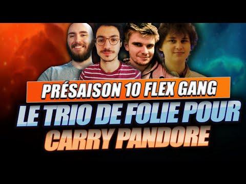 Vidéo d'Alderiate : [FR] ALDERIATE & LE FLEX GANG - PRÉSAISON 10 - GAREN VS ORNN - JE PASSE NIVEAU 100 !!