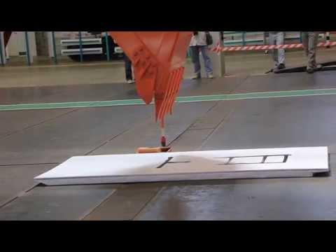 Открытие завода Hitachi под Тверью, шоу экскаваторов, часть 1