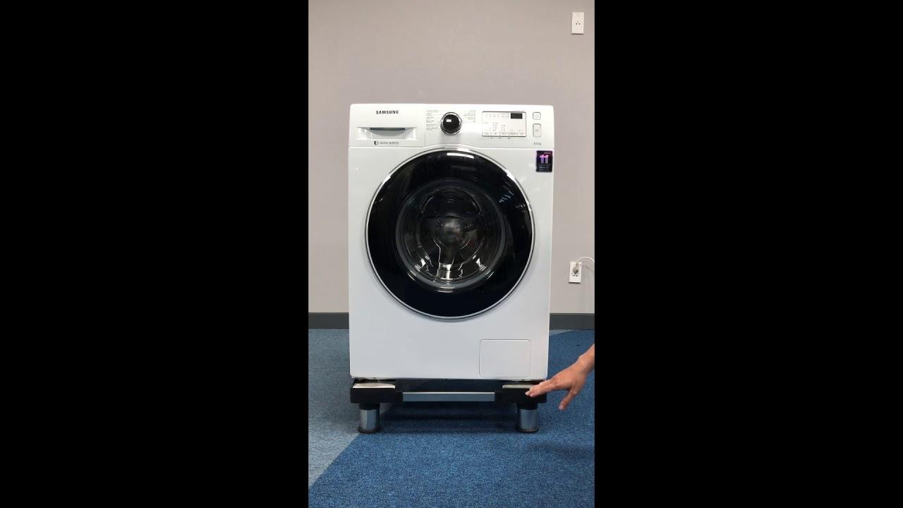 Khắc phục tình trạng máy giặt cửa trước Samsung rung lắc mạnh, kêu to – [WM] B25