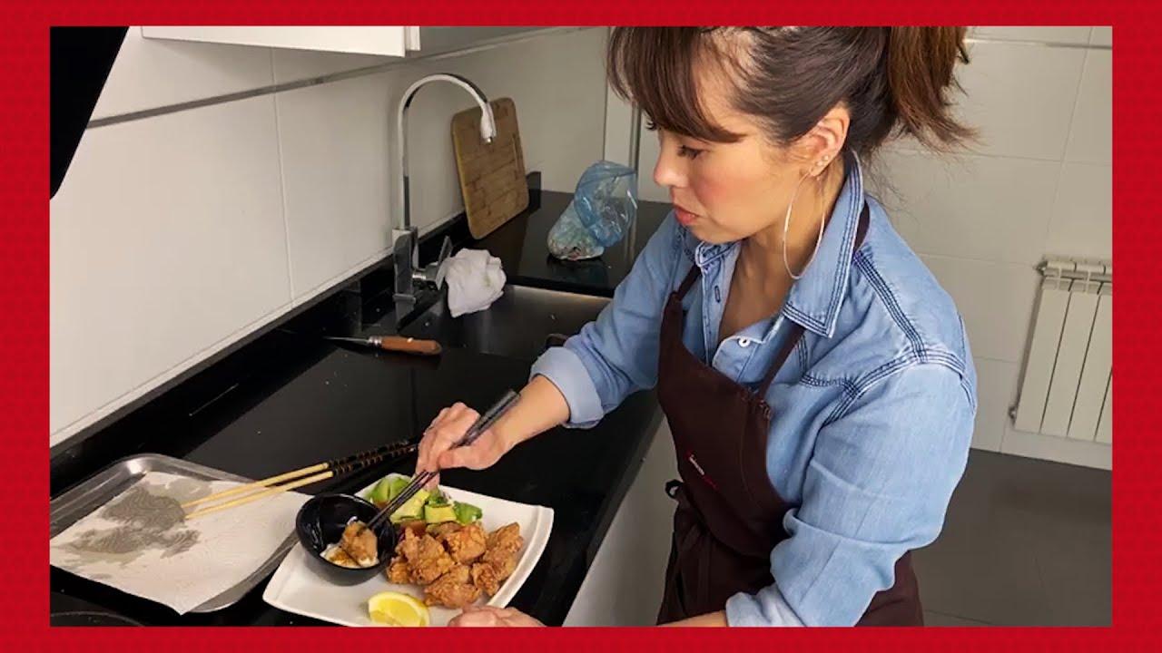 Cocina Japonesa con Masae #25: Karaage
