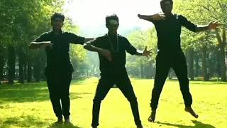 Shiva Tandava dance crew