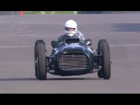 BRM V16 – British Nation's Pride, Failure on the Track  |Brm V16 Sound