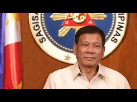 Philippines President Rodrigo Duterte Says If You Are Not Vaccinated Stay Home,By Eric Pangilinan
