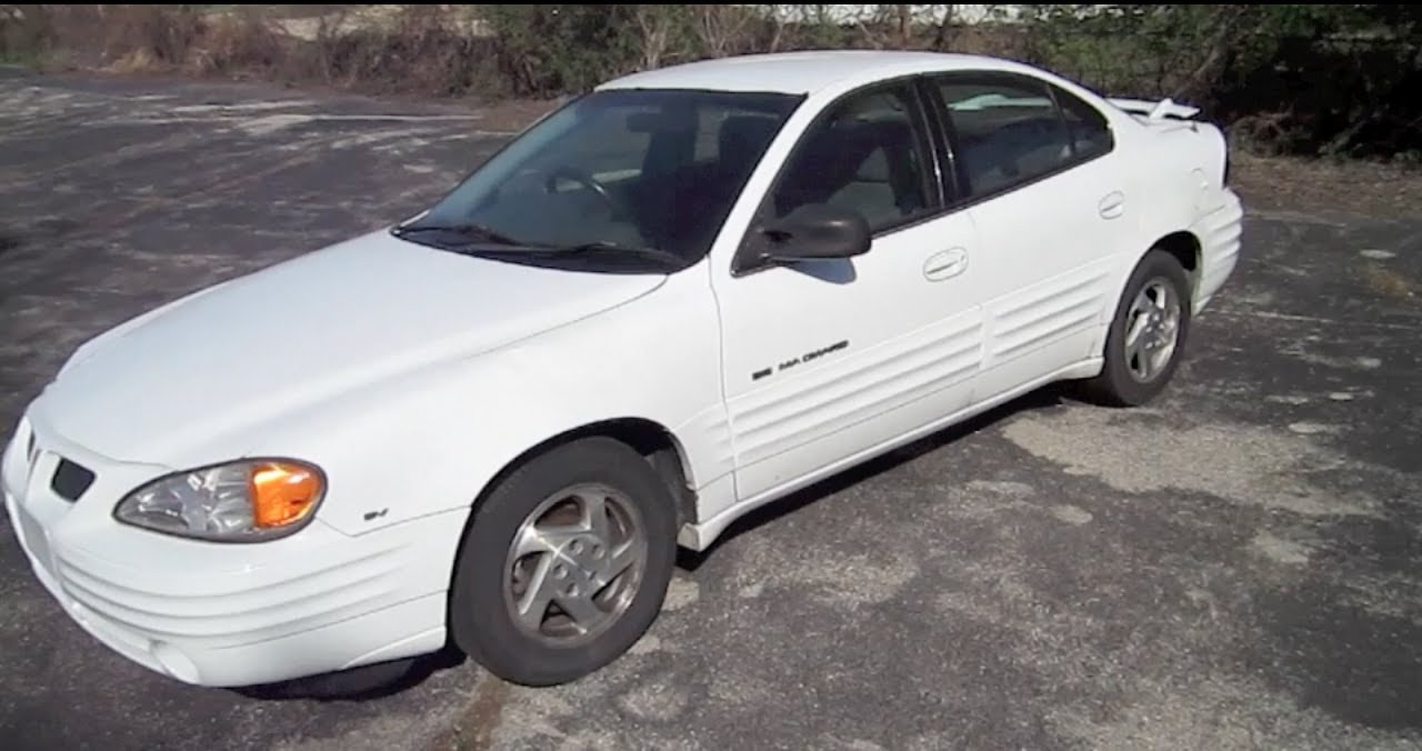 1999 pontiac grand am quick tour review youtube 1999 pontiac grand am quick tour review