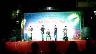 Ngẫu hứng sông Hồng - Trường Quang & Bossa Band