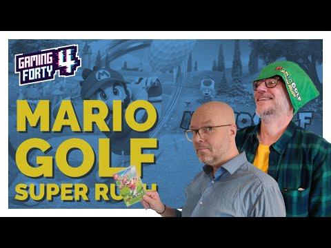 MARIO GOLF SUPER RUSH - Årets bästa sportspel?