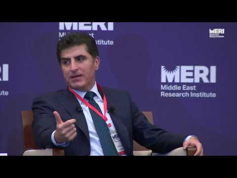 Session 6: Visions for the future of the Kurdistan Region: A debate with the Prime Minister