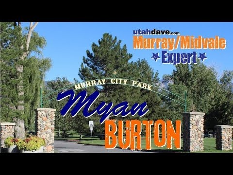 Murray City Park, Murray Utah