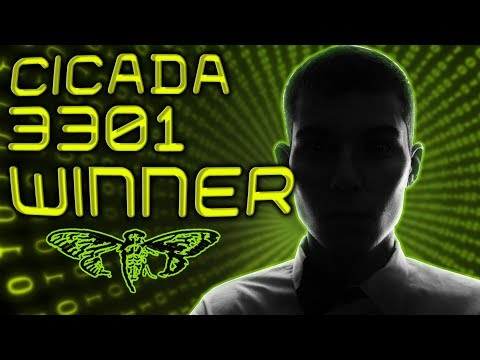 """Winner of The 2015 Cicada 3301 Puzzle 