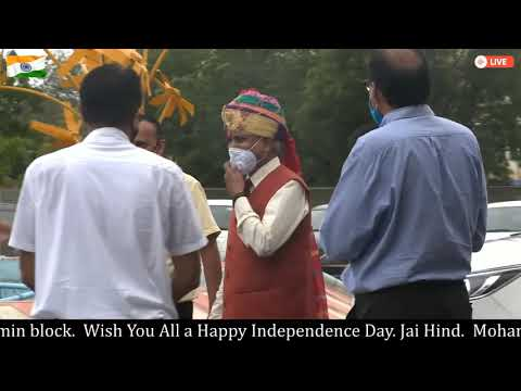 Independence Day Celebration Glimpses (All Department)