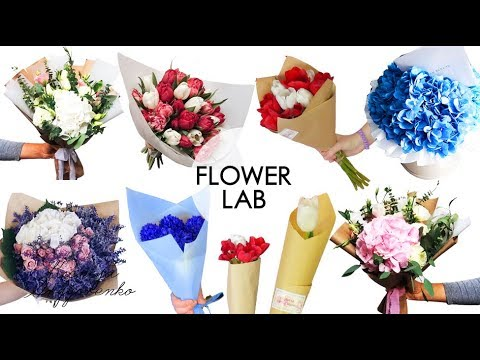 Top 10 Diy How To Wrap A Bouquet Of Flowers