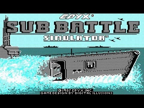 Free submarine games for pc play