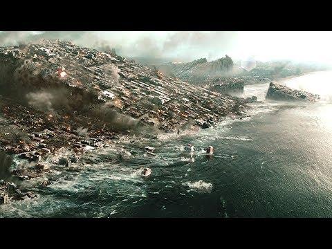 太阳风暴引发末日灾难,世界变成了一片汪洋!速看科幻电影《2012世界末日》
