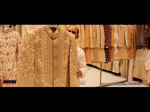 2020 Collection in Sherwani & Coat - Pant Unique Chandni Chowk Delhi