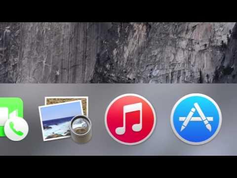 OS X Yosemite - Trailer